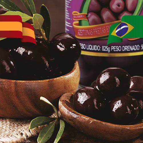 Banner mobile azeitonas pretas